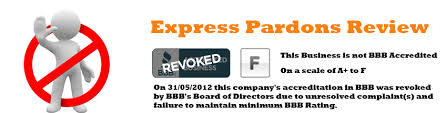 Express Pardons